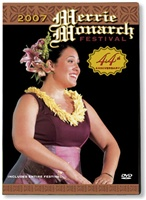 2007 MERRIE MONARCH FESTIVAL DVD SET