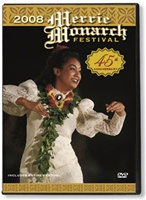 2008 MERRIE MONARCH FESTIVAL 4-DVD SET