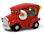 HOLIDAY WOODIE RESIN ORNAMENT