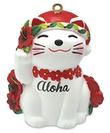 MANEKI NEKO GOOD LUCK CAT ORNAMENT