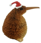 NEW ZEALAND KIWI SANTA ORNAMENT