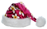TROPICAL SANTA HAT - PINK